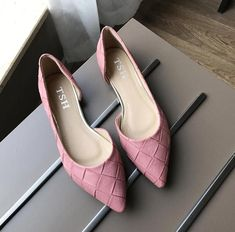 d69e0e492 Cheap fashion flat shoes, Buy Quality flat shoes directly from China flat  shoes fashion Suppliers: Blue Gray Black Pin fashion Women's shoes  comfortable ...