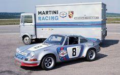 Porsche & Martini