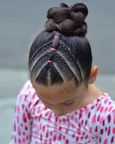 childrens hairstyles for school kids hairstyles for girls kid hairstyles girl easy little girl hairstyles kids hairstyles braids easy hairstyles for school step by step quick hairstyles for school easy hairstyles for girls Childrens Hairstyles, Baby Girl Hairstyles, Trendy Hairstyles, Braided Hairstyles, Black Hairstyles, Short Haircuts, Funky Haircuts, Summer Hairstyles, Teenage Hairstyles