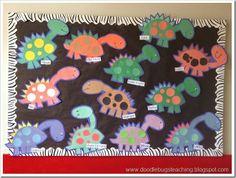 DInosaur Craft Project / Craftivity http://www.teacherspayteachers.com/Product/Dinosaur-Unit-Literacy-Science-Math-Art-Cross-Curricular-225757