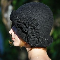 Felted Hat | Flickr - Photo Sharing!