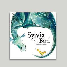 Buy The Little White Company > Toys & Books > 'Sylvia and Bird' Catherine Rayner Book from The White Company