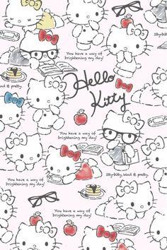 #hello kitty# #kitty控# #可爱# #sanrio# #wallpaper# #手机壁纸# #背景# #锁屏# #壁纸# #卡通#