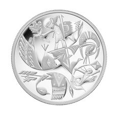 Carlito Dalceggio signe la première pièce de collection de la Monnaie royale canadienne