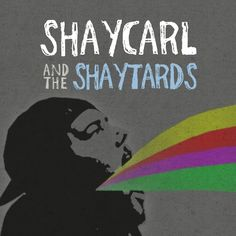 HEY! I'm vlogging here!(: I love the shaytards and if you don't its probably because youre judgemental :) watch 10 videos recently posted and I'm sure you will become a fan