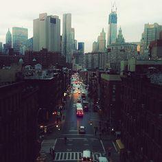 New York City / photo by Jacob Santiago