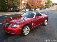 Chrysler Crossfire - My baby!
