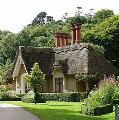 Mrs Bantry's cottage