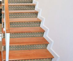 Blossom Stair Riser Decal – Mirth Studio