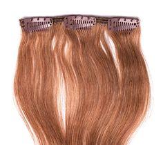 Clip In Hair Extensions  #hairextensions #virginhair  #humanhair #remyhair http://www.sishair.com/