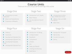 These are our course units which you will be learning at makeyourownmusic.damempire.co.uk sign up now for a free course lesson link in my bio. #God #DAMEMPIRE #music #makemusic #makeyourownmusic #beats #instrumental #instrumentals #rap #rapper #rappers #musicbusiness #recordingstudio #recordlabel #recordstore #labels #label #recordlabel #recordlabels #singers #singer #afrobeat #afrobeats #hiphop #trap #onlinebusiness #course #courses #blessings #destiny Check out this hot new post from…