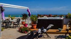 Hotel a Senigallia - terrazza panoramica