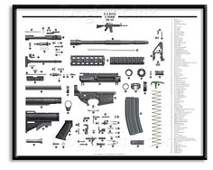 ar 15 exploded parts diagram ar 15 parts list steve s stuff rh pinterest com ar 15 parts diagram pdf ar 15 parts diagram mat