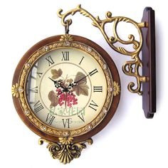 antique clocks   Antique Clock (cw109) - China clock, garden clock