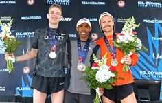 Experts Assess U.S. Squad's Chances in Men's Marathon Many believe a medal is possible and that all three will place high on Sunday