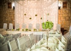 wedding decor, dekoracje weselne