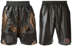 Kurze Hosen Herren - Jeans, Bermuda, Cargo & Leder Shorts für Männer