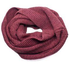 Beautiful, cranberry scarf