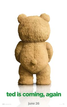 The Official Ted 2 Trailer Has Been Released
