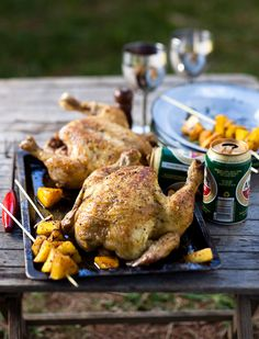 Ahhhhh #braai #heritageday #southafrica What A Country, Bar B Que, Good Food, Yummy Food, South African Recipes, Best Beer, Mistress, Chicken Recipes, Bbq