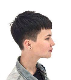Cut My Hair, Wavy Hair, New Hair, Very Short Hair, Short Hair Cuts, Shot Hair Styles, Curly Hair Styles, Hair Inspo, Hair Inspiration