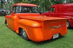 (( Chevy/GMC Pickup Truck Restoration/Modification/Customization Ideas )) - Page 7 - The 1947 - Present Chevrolet & GMC Truck Message Board Network Chevy Pickup Trucks, Classic Chevy Trucks, Chevy Pickups, Gmc Trucks, Cool Trucks, Chevrolet 3100, Chevrolet Apache, 1956 Chevy Truck, American Classic Cars