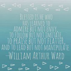 a lily among thorns: blessed is...