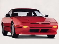 Nissan 240SX Fastback (S13) '1989–90
