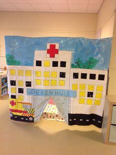 Ziekenhuishoek thema Hatsjoe