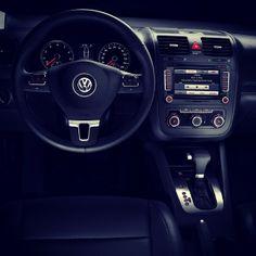 """@vw_parts's photo: """"#Volkswagen #Jetta interior"""""""