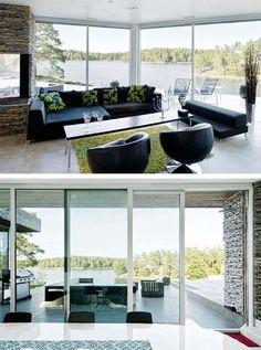 Modern Interior Design Bright Residence