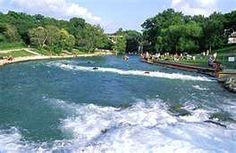 New Braunfels - Comal River
