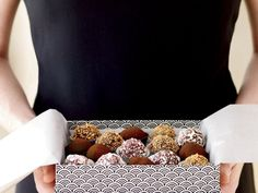 Do-It-Yourself Truffles | Food & Wine goes way beyond mere eating and drinking. We're on a mission to find the most exciting places, new experiences, emerging trends and sensations.