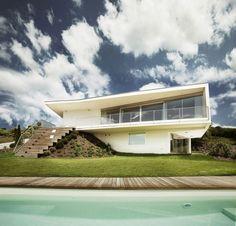 Original Modern Residence in Austria: Villa P by Love Home Architecture