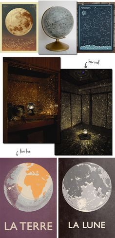 space, planets, stars, moon, poster, earth,