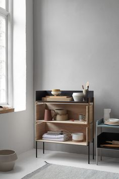 Standing Storage | Yellows