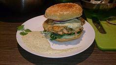 #food #hamburger