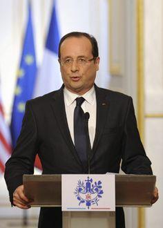 Hollande reclama que los países   en mejor situación ayuden a   reactivar la zona euro