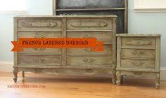 refurbished dresser - Google Search