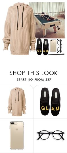 """""""Here are the weekend with Dok2 (Illionaire)"""" by evil-maknae ❤ liked on Polyvore featuring Unravel, Patricia Green and Speck"""
