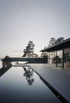 Serene pool.