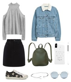 """Teenage outfit"" by feniaz ❤ liked on Polyvore featuring rag & bone, Humble Chic, Alex and Ani and For Art's Sake"