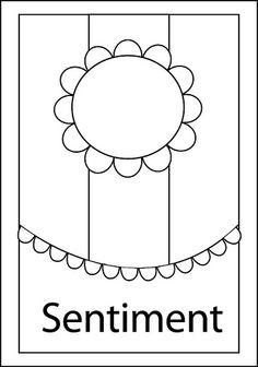 Free card sketch