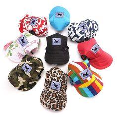 Summer Dog Hat