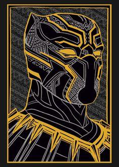 Goden jaguar rocks Marvel Films, Marvel Dc Comics, Marvel Heroes, Marvel Characters, Marvel Cinematic, Marvel Avengers, Black Panther King, Black Panther Tattoo, Black Panther Marvel