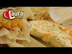 Receta de Tamales Saludables ¡Sin grasa!♥Recetas Saludables♥Healthy Tama...