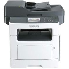 Lexmark Laser Multifunction Printer - Monochrome - Plain Paper Print - Desktop - Copier/Fax/Printer/Scanner - 42 ppm Mono Print - 1200 x 1200 dpi Print - 42 cpm Mono Copy - LCD Touchscreen - 1200 dpi Optical Scan - Automatic Duplex Print - 35 Printer Scanner, Inkjet Printer, Laser Printer, Microsoft Windows, Mac Os, Linux, Printers On Sale, Multifunction Printer, Usb