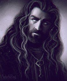 Thorin Okenshield by masterHalfling.deviantart.com on @deviantART