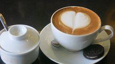 Cafe latte art thành phẩm của các học viên lớp học pha chế Barista 30