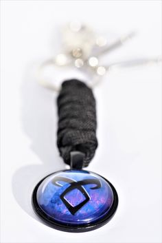 Porte-clés Mortal Instruments The Mortal Instruments, Washer Necklace, Metal, Jewelry, Goody Bags, Paracord, Cords, Jewellery Making, Jewerly